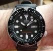Мужские часы Seiko SKX007K1 4