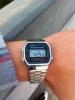 Мужские часы Casio A-168WA-1UZ 1