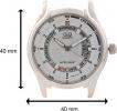 Мужские часы Q&Q A186J301Y 0