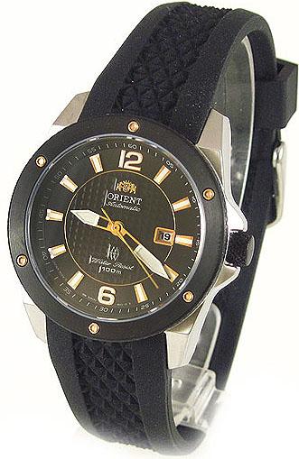 Женские механические Orient FNR1H002B0. Механические часы Orient FDH00001W0