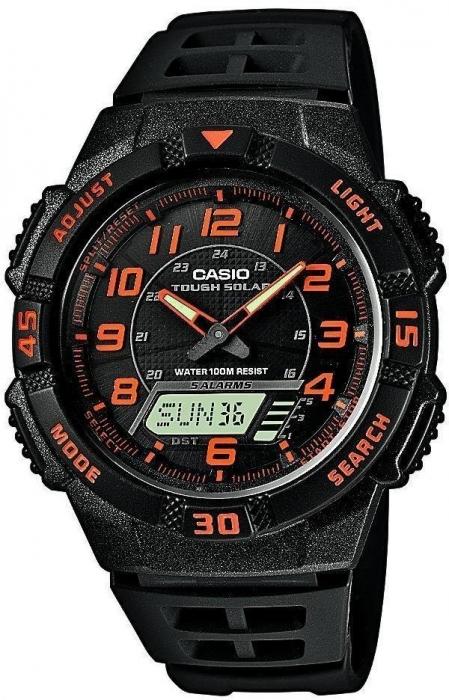 Мужские часы CASIO AQ-S800W-1B2 [AQ-S800W-1B2VEF]