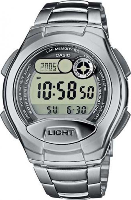 Мужские часы Casio W-752D-1AVEF