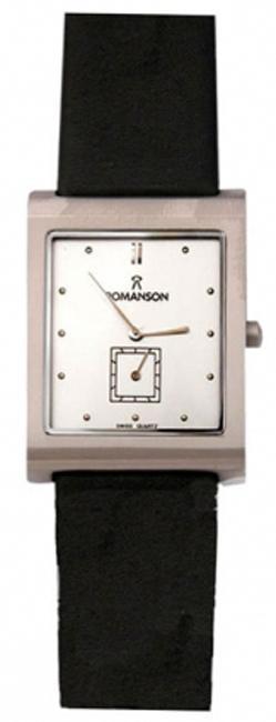 Женские часы Romanson DL0581MWH BK