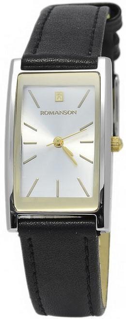 Мужские часы Romanson DL2158CM2T WHITE