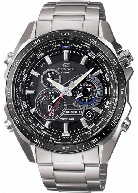 Мужские часы Casio EQS-500DB-1A1ER