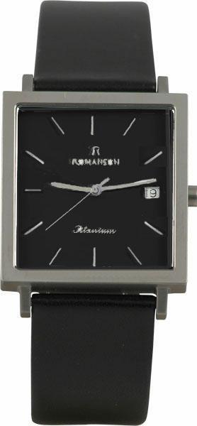 Мужские часы Romanson DL2133NMWH BK