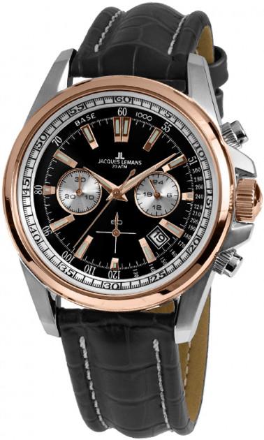 Мужские часы JACQUES LEMANS 1-1117.1MN