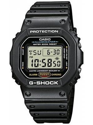 Мужские часы CASIO DW-5600E-1VQ