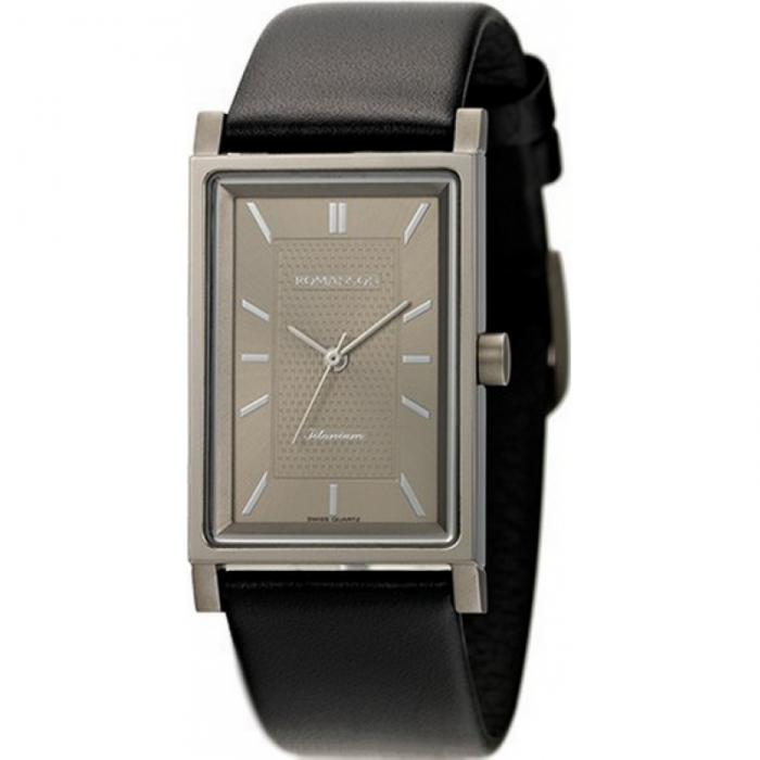 Мужские часы Romanson DL4191SMWH GR