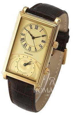 Мужские часы Romanson TL8202MG GD
