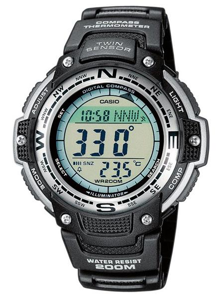 Мужские часы CASIO PRO TREK SGW-100-1VEF