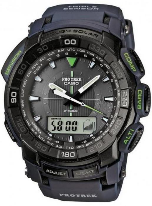 Мужские часы Casio PRG-550-2ER