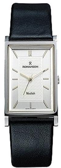 Мужские часы Romanson DL3124CM2T WH