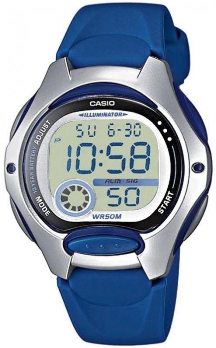 Унисекс часы Casio LW-200-2AVEF