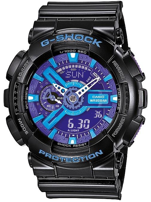 Мужские часы Casio GA-110HC-1AER