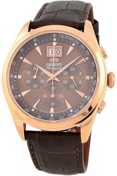 Мужские часы Orient FTV01001T0