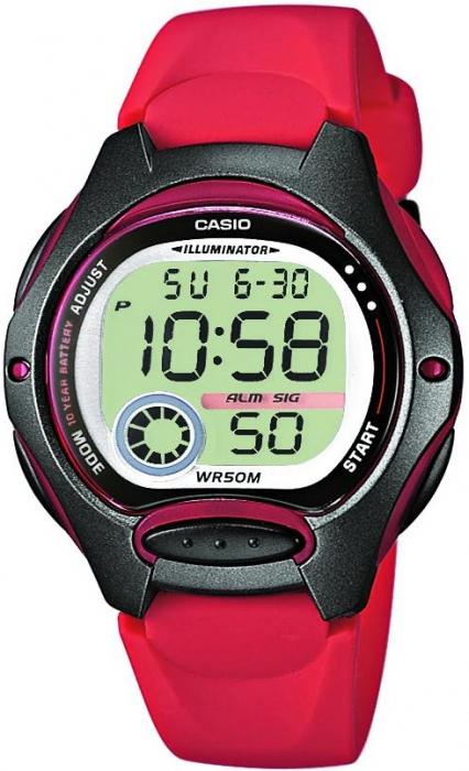 Унисекс часы CASIO LW-200-4AVEF