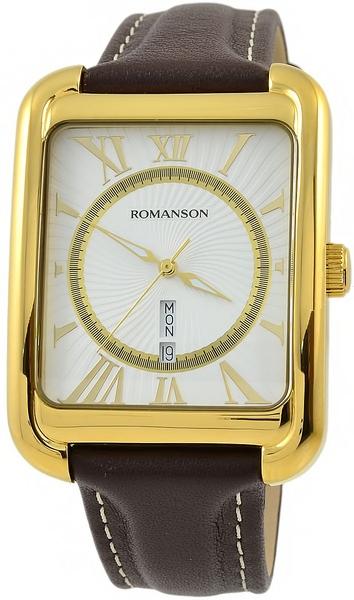 Мужские часы Romanson TL0353MG WH