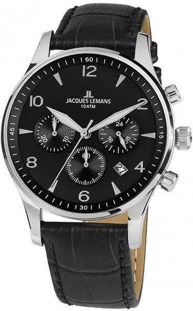 Мужские часы JACQUES LEMANS 1-1654ZA