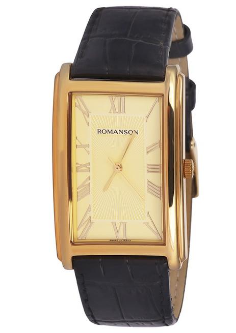 Женские часы Romanson TL0110MXG GOLD