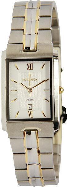 Мужские часы Romanson TM0186M2TX WHITE