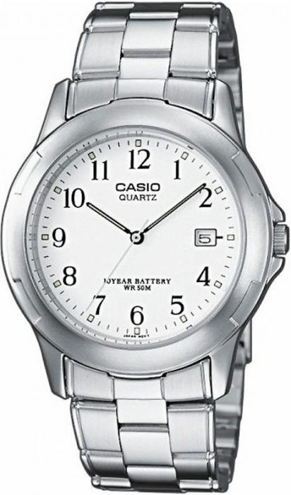 Мужские часы Casio MTP-1219A-7BVEF