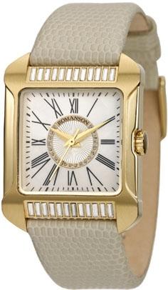 Женские часы Romanson RL1214TLG WH