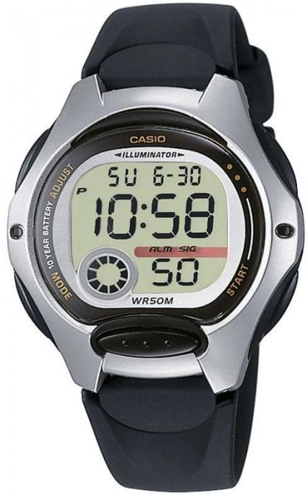 Унисекс часы Casio LW-200-1AVEF
