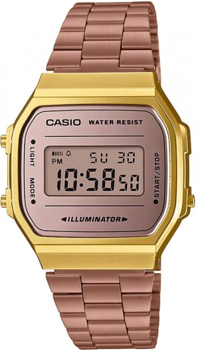 Женские часы Casio A168WECM-5EF