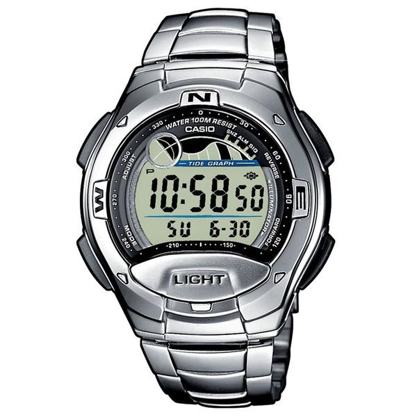 Мужские часы Casio W-753D-1AVEF