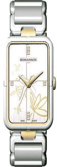 Женские часы Romanson RM0356L2T WH