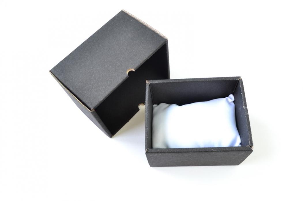 Подарочная коробка для часов - Black