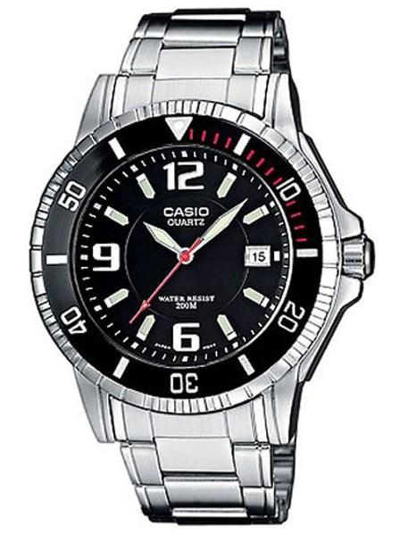 Мужские часы Casio MTD-1053D-1AVEF