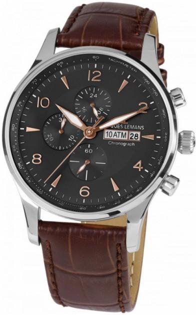 Мужские часы JACQUES LEMANS 1-1844D
