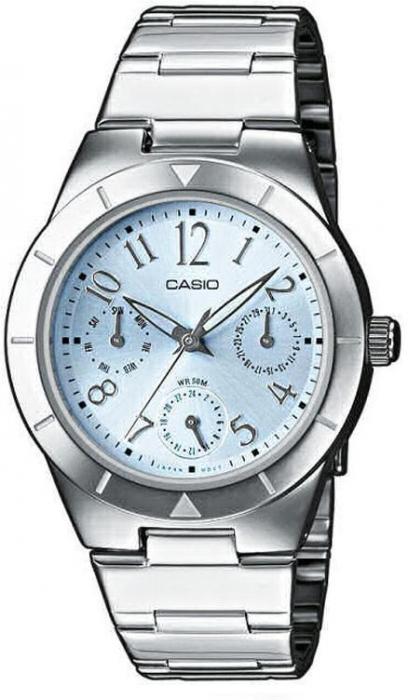 Женские часы Casio LTP-2069D-2A2VEF