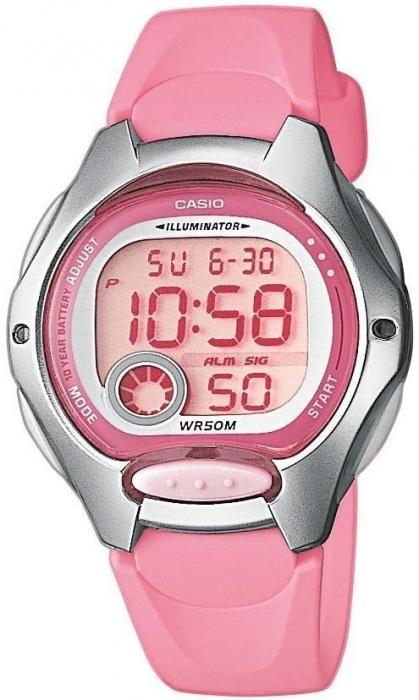 Унисекс часы Casio LW-200-4BVEF