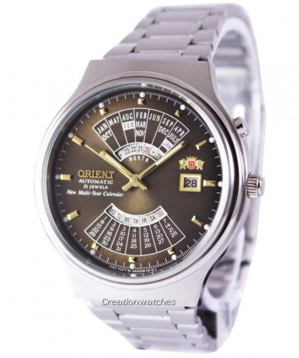Мужские часы Orient FEU00002TW