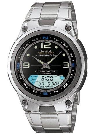 Мужские часы Casio AW-82D-1AVEF