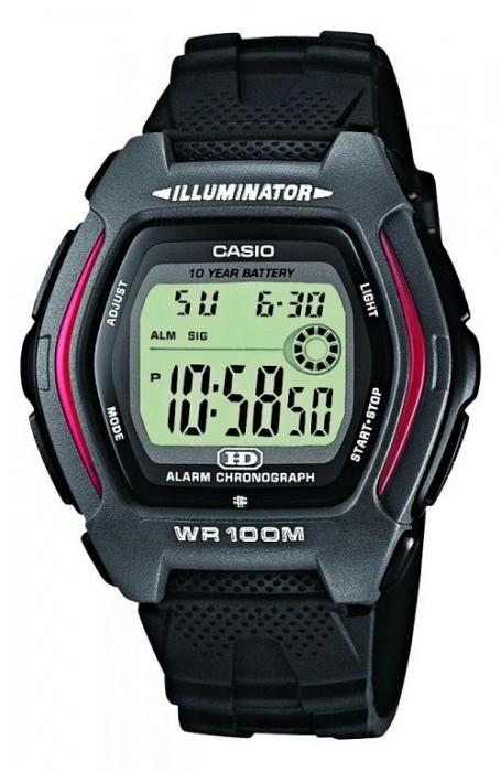 Мужские часы Casio HDD-600-1AVEF