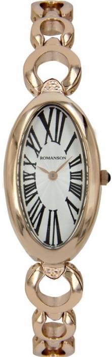 Женские часы Romanson RM0348QLRG WH