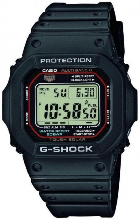 Мужские часы CASIO GW-M5610-1ER