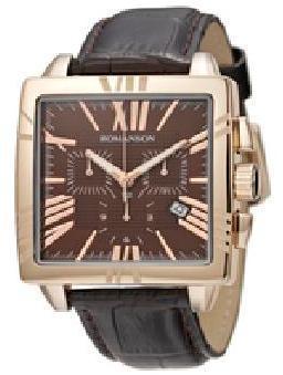 Мужские часы Romanson TL1263HMRG BROWN