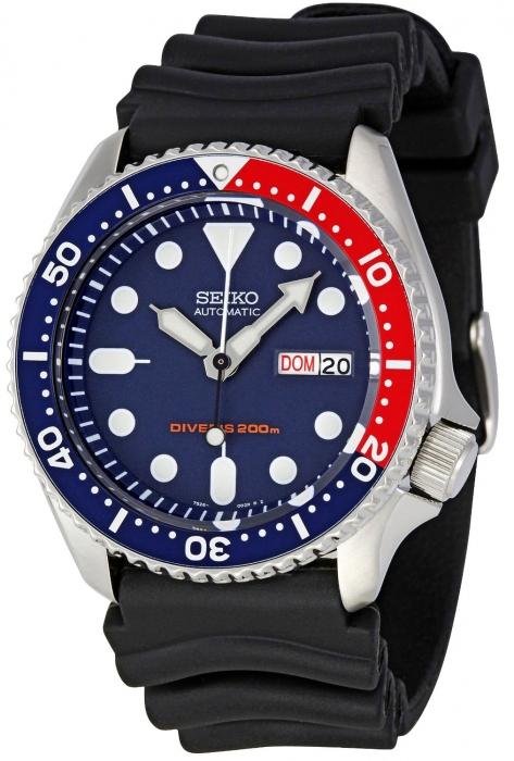 Мужские часы Seiko SKX009K1
