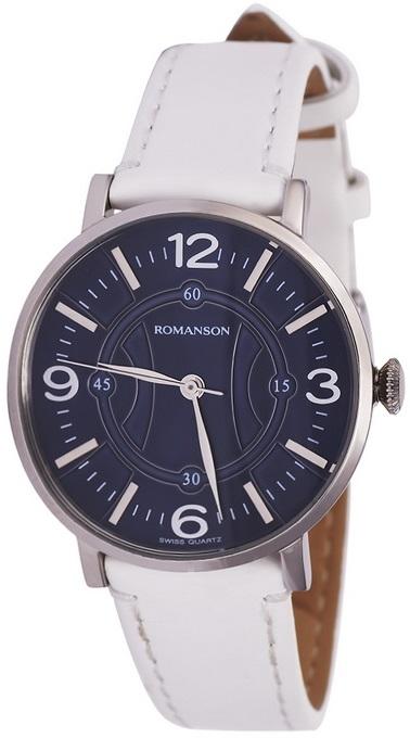 Женские часы Romanson RL4217LWH BU