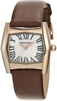 Женские часы Romanson RL2623LRG WH