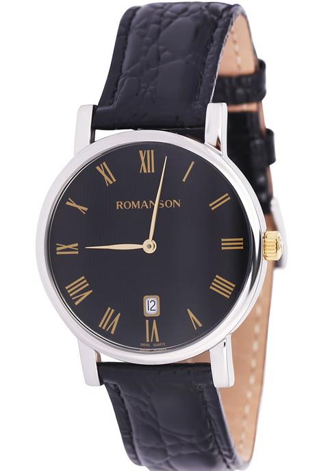 Женские часы Romanson TL5507CM2T BK