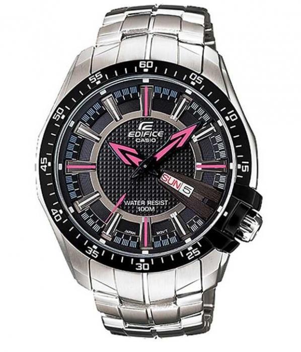 Мужские часы Casio EF-130D-1A4VDF