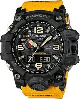 694bb4ce Мужские наручные часы Casio GWG-1000-1A9ER G-Shock в Киеве. Купить ...